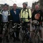Jon Schofield Paris bike ride