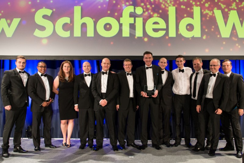 Dow Schofield Watts Corporate Finance - North West Dealmaker Awards 2015 Mid Market Corporate Finance Advisory Team of the Year